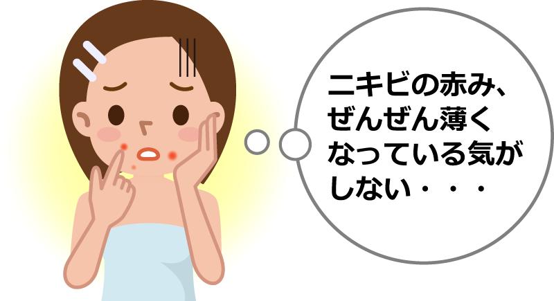 nikibi_akami_usuku