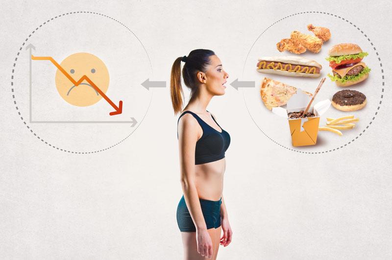 食べ過ぎてはいけないニキビによくない食べ物