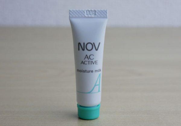 ノブACアクティブ モイスチュアミルク